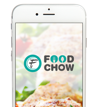 mobile app for foodchow online ordering system